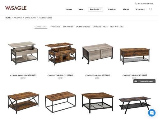 Coffee Tables for Sale|Wholesale Furniture|VASAGLE
