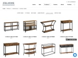 Console Table for Sale|Wholesale Furniture|VASAGLE