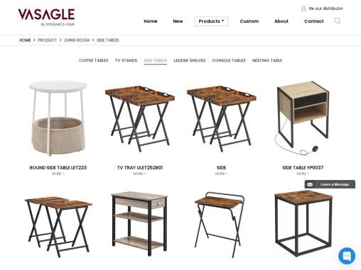 Side Tables for Sale|Furniture Supplier|VASAGLE