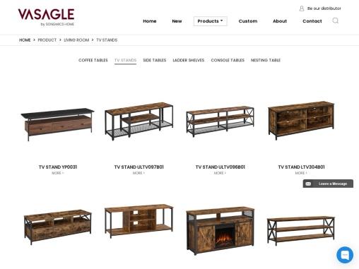 TV Stands for Sale|Furniture Manufacturer|VASAGLE
