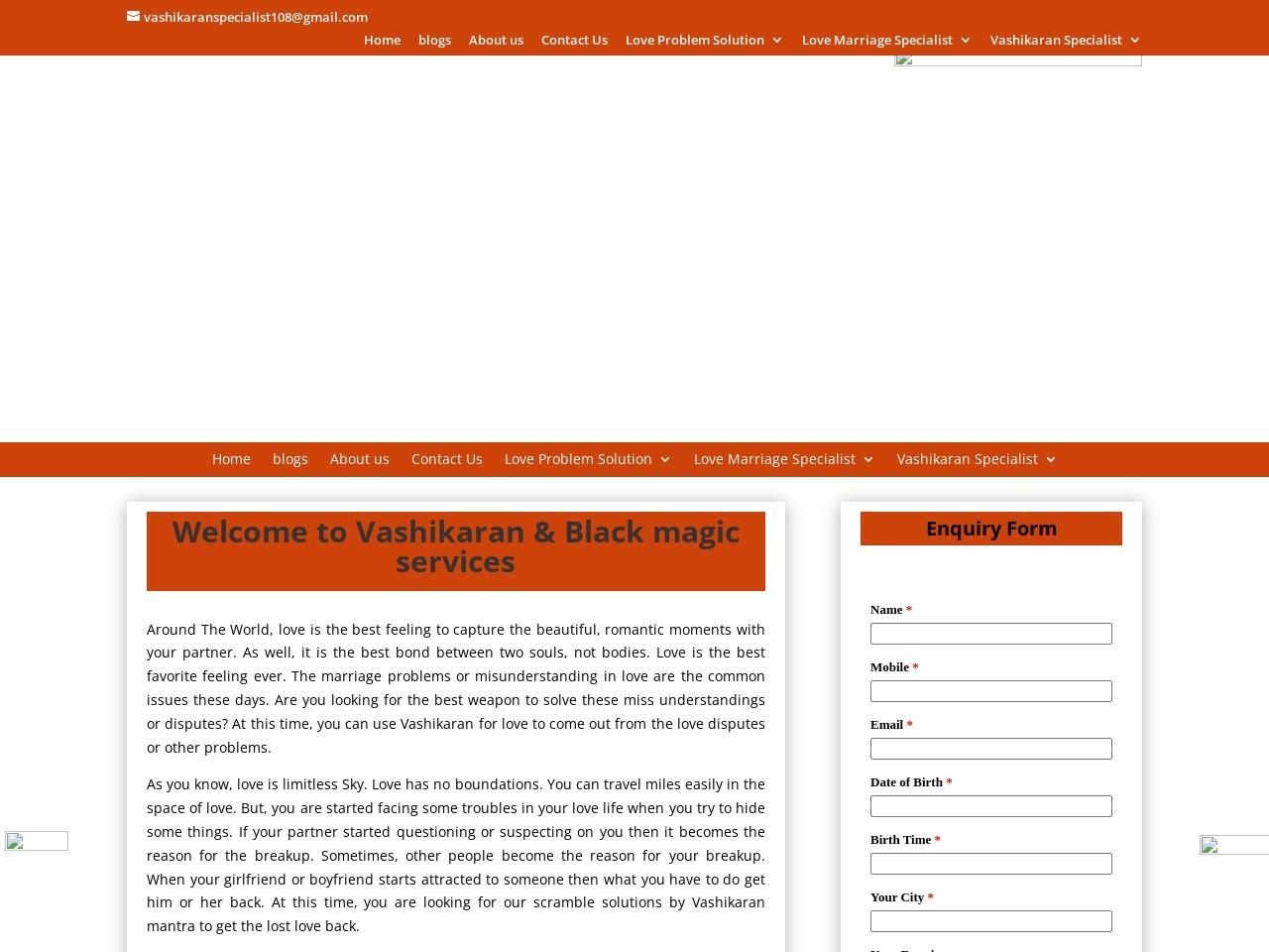 Love marriage prediction 2022 – Vashikaran Specialist Astrologer