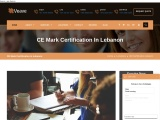 CE Mark certification consulting service in Lebanon | Veave