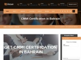 CMMI Certification Consulting Services in Bahrain | Veave