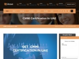 CMMI Certification Consulting Services in UAE | Veave