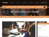ISO 14001 Certification Consultancy in Thailand-Veave