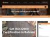 Iso 22000 Certification Bahrain