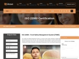 ISO 22000 certification consultancy in Israel-Veave