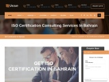 ISO, CE Mark, VAPT & HACCP Certification Company in Bahrain | Veave