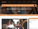 ISO Certification consultation in Iraq-Veave Technologies