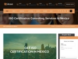 ISO Certification in Mexico | Veave- Best ISO Consultants