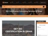 ISO Certification in Oman | Veave