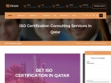 ISO Certification in Qatar | Veave