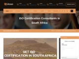 ISO Certification in South Africa | Veave-Best ISO Consultants
