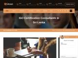 ISO Certification Consultancy in Sri lanka-Veave