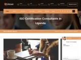 ISO Certification Consultants in Uganda