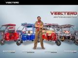 Electric Auto Rickshaw Price – Veectero E-Vehicles LLP