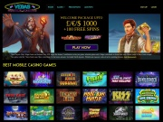 Vegas Mobile Casino No deposit Coupon Bonus Code