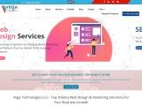 Mark Your Web Presence With WordPress  – Vega Technologies LLC