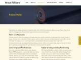 Rubber Rollers Suppliers in Coimbatore