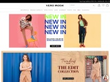VeroModa.in I Online Shopping for Latest in Dresses, Skirts, Tops and Shorts