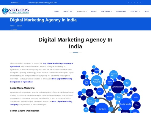 Best Seo Service providers in  Hyderabad