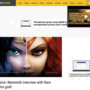 Exclusive: Mammoth interview with Rare graphics god! - VideoGamer.com