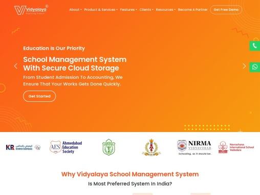 School Management Software – Vidyalaya