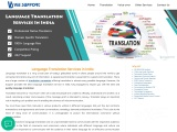 Language Translation Services in India | Vie Support