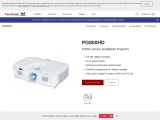 PG800HD | Conference Room Projector