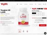 VigRX Tongkat Ali LJ100