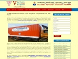 Packers And Movers From Bangalore To Hyderabad | Transport Service From Bangalore To Hyderabad