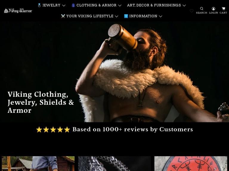 Viking Warrior screenshot