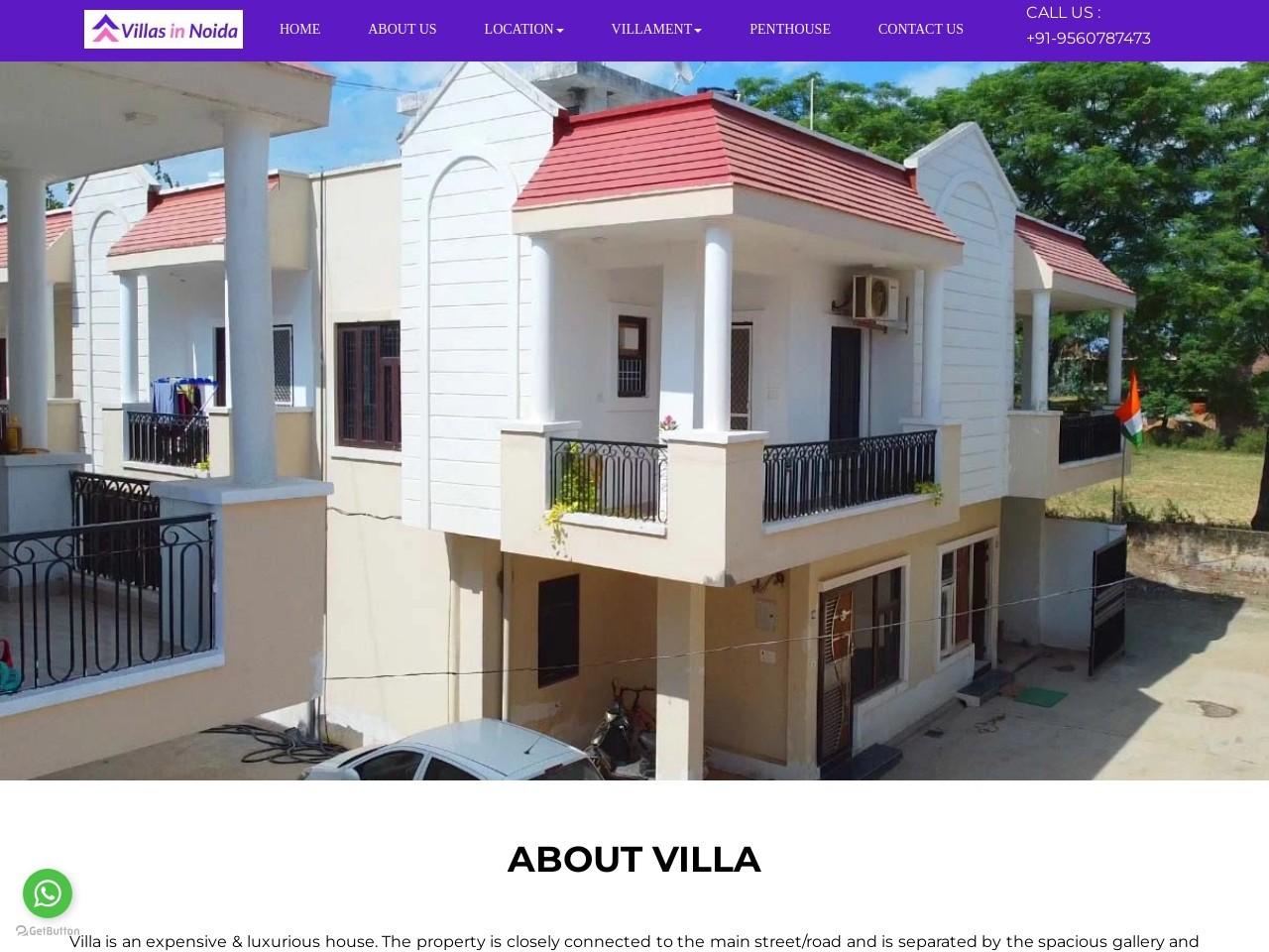 BEST FREEHOLD VILLAS IN NOIDA EXTENSION – SINDHUJA VILLAS