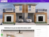 Affordable Freehold Villas Noida Extension