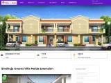 Sindhuja greens Villas in Noida Extension | Sindhuja greens Villas Amenities