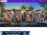Affordable villas in Greater Noida