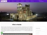 3 BHK Villa In Noida  Independent Villas In Noida