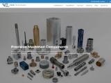 Precision Machined Components | Violin Technologies