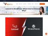 Laravel Vs WordPress: Which One To Choose And Why?