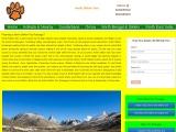 North Sikkim Tour Packages Yumthang Gurudongmar Lake