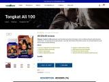 Vitroman Tongkat Ali 100 – Increase Your Vigour & Performance