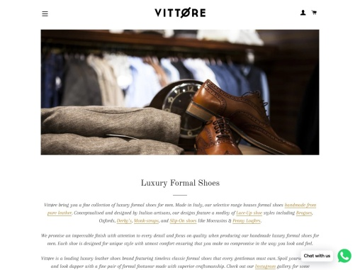 Luxury Formal Shoes For Men. Luxury Shoes Online India – Vittore