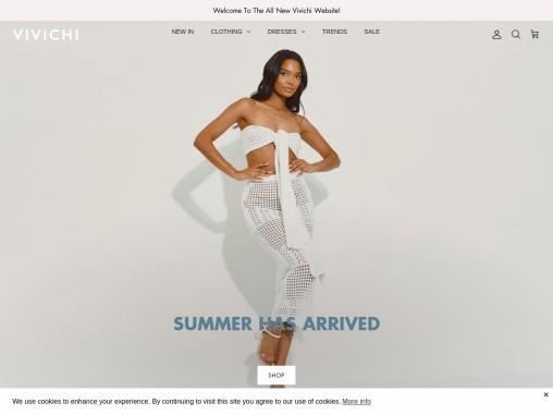 Women Clothing Online Store In UK | Affordable Women Clothing | Vivichi