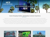 Outdoor Led Display Board – Vividled Systems