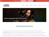 Professional Voice Over Artists OR Voice Over Services