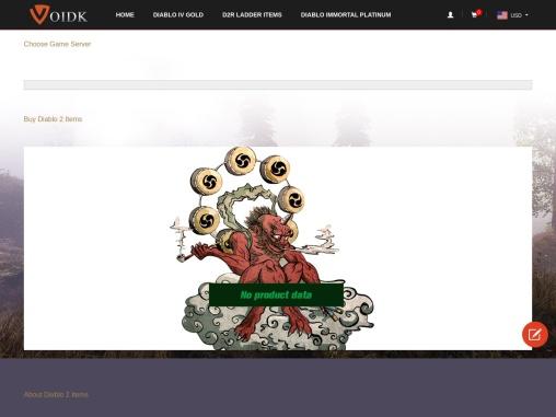 Diablo 2 Resurrected Items for sale – Buy Cheap Diablo 2 Items At VOidk