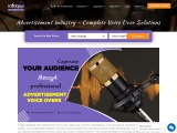 Advertisement industry – Complete voice over solutions