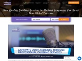 How Quality Dubbing Services In Multiple Languages Can Boost Your Global Presence