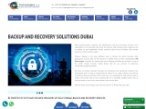 Secure your Data with Data Backup Installation Dubai