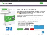 OLM to PST Converter to convert PST, MSG, EML, and HTML.